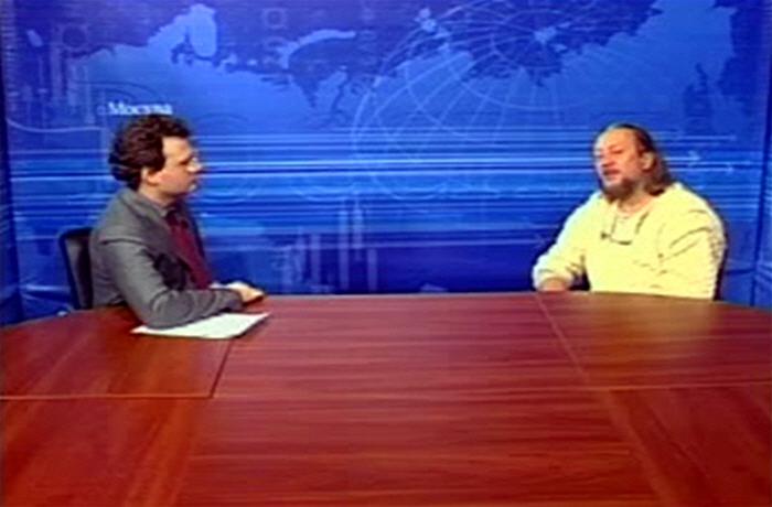 Виталий Сундаков на телеканале КМ ТВ 2 апреля 2010 года