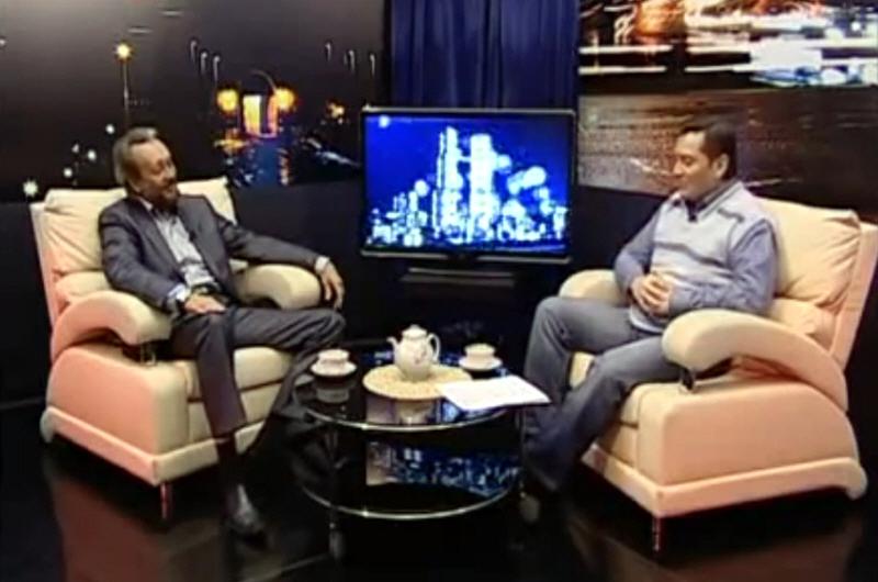 Виталий Сундаков на телеканале Неспящие в городе 21 октября 2011 года