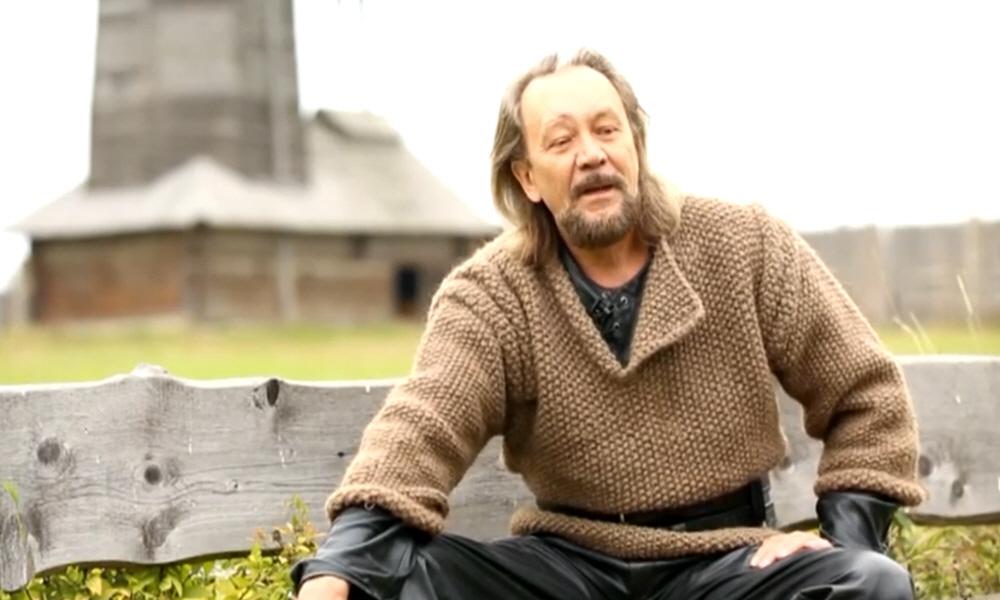 Интервью Виталия Сундакова для фильма Михаила Задорнова Рюрик Потерянная быль