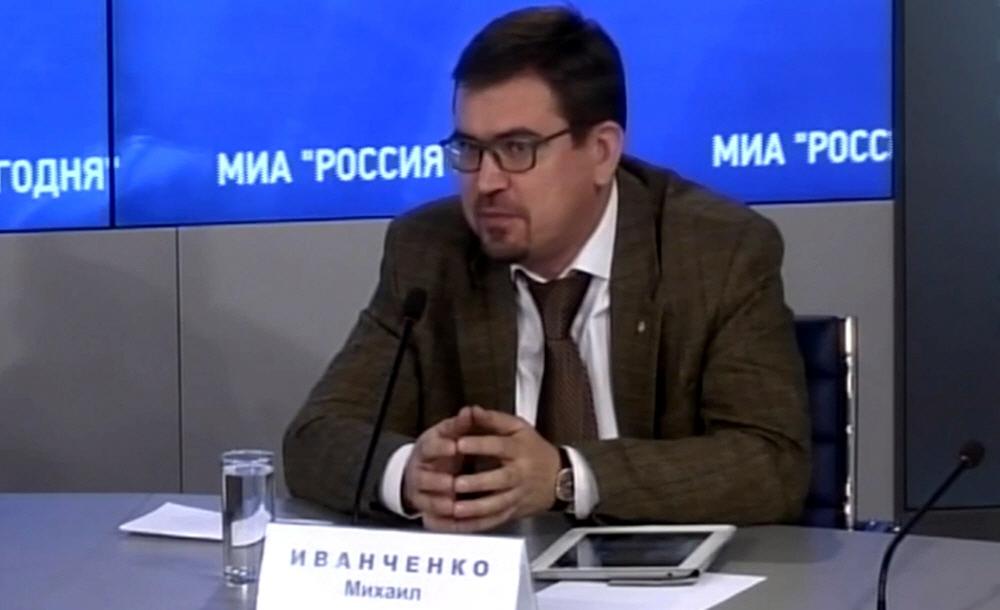 Михаил Иванченко - директор АНО поддержки общественных образовательных программ Школа активизации гражданственности
