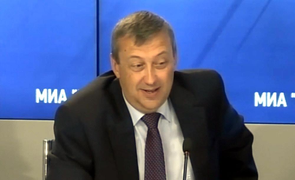 Олег Контонистов - председатель Совета директоров Центра международного и межрегионального сотрудничества