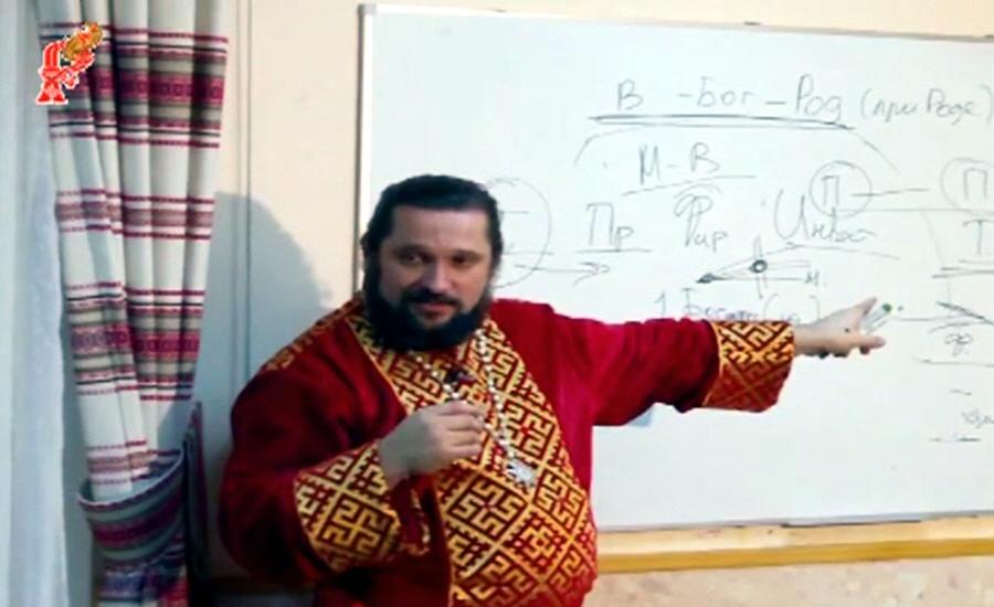 Владимир Куровский о Человеке и его материальном достатке 14 марта 2012 года