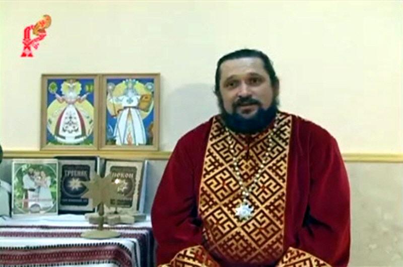 Владимир Куровский о духовном пути славянина 2 марта 2012 года
