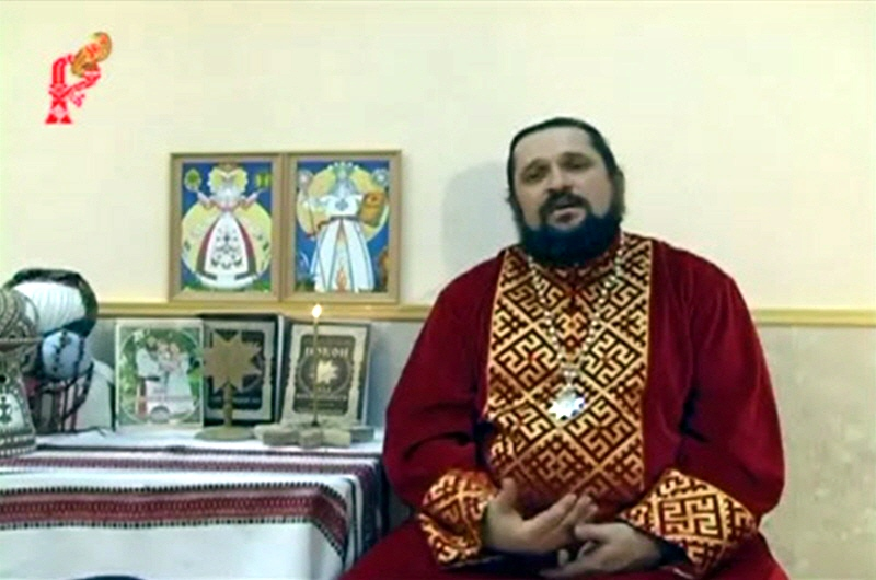 Духовное восхождение по золотому пути