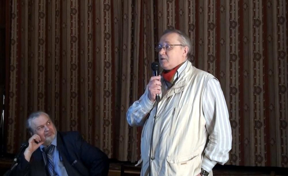 Виктор Шарков - доктор технических наук, член Академии инженерных наук РФ имени Прохорова