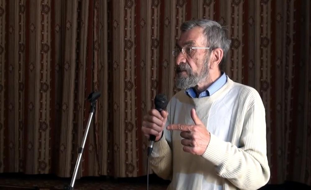 Владимир Говоров - математик, член Международной академии Славянского просвещения, инженер по двигателям летательных и космических аппаратов