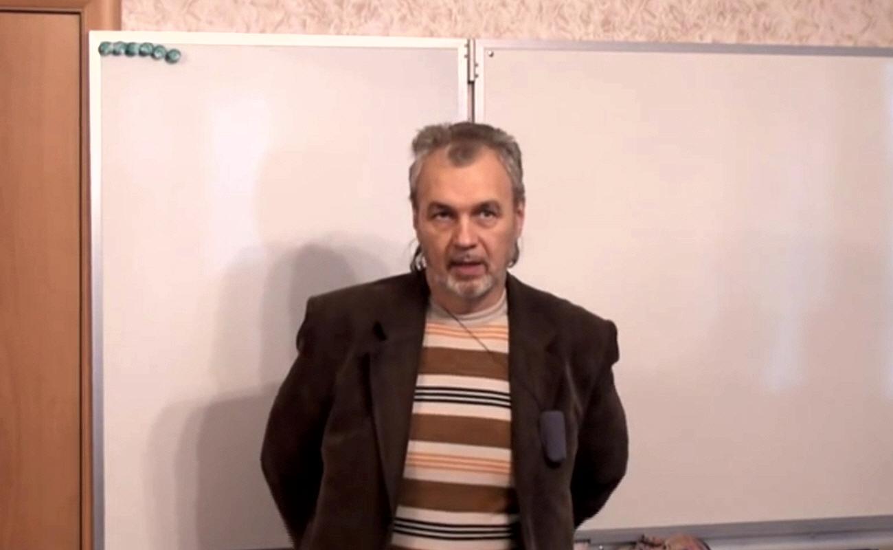 Владимир Шемшук о бессмертии человеческого тела на живом питании