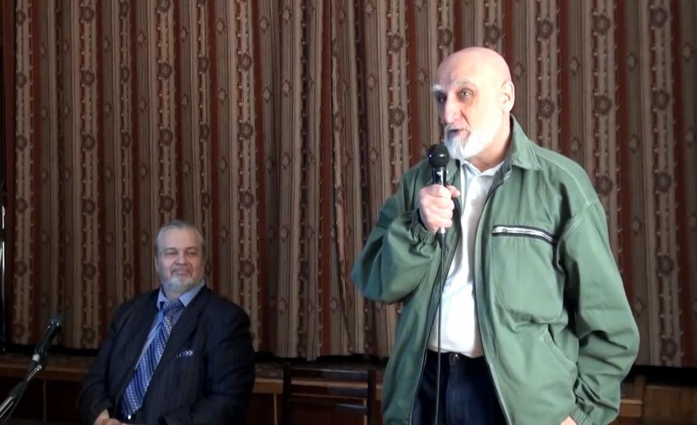 Сергей Гревцев - разработчик психофизических направлений в исследованиях