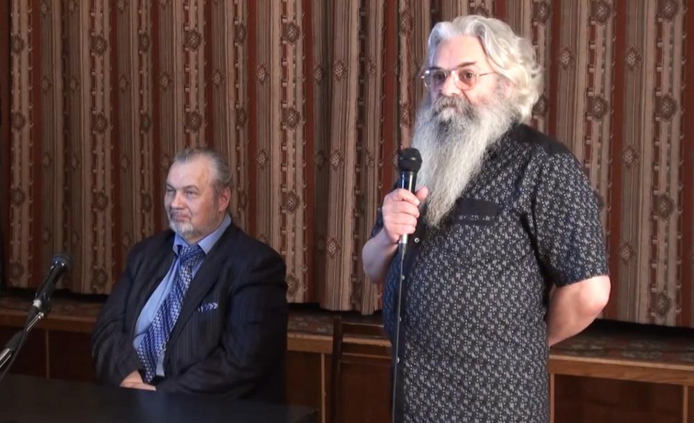 Сергей Ковалёв - академик Международной академии экологической безопасности и природопользования