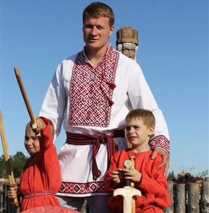 Андрей Самарин - исследователь ведической культуры
