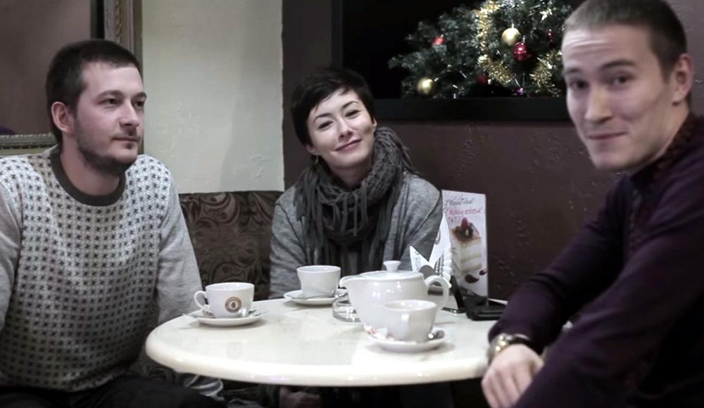 Максим и Ксения Труниловы в цикле интервью Марата Ульмасбаева Вспомнить Всё