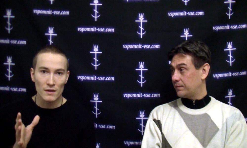 Марат Ульмасбаев и Павел Иванов
