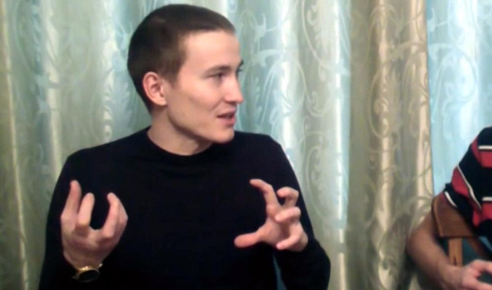 Марат Ульмасбаев уничтожает астральных паразитов