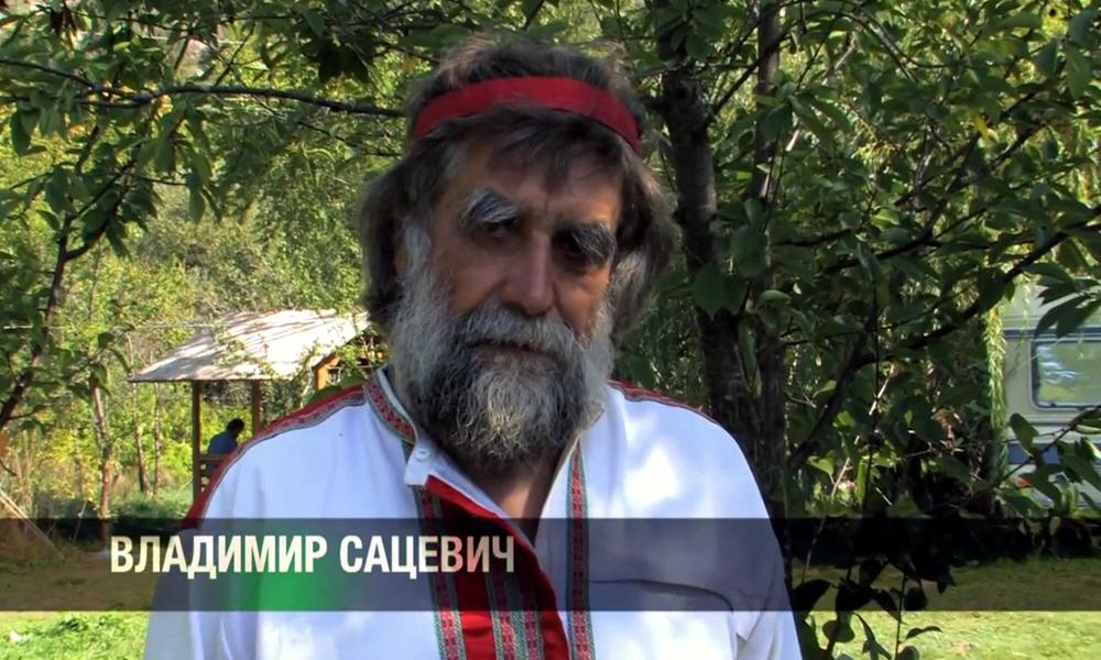 Владимир Сацевич - председатель комитета Экология человека Белорусского социально-экологического союза