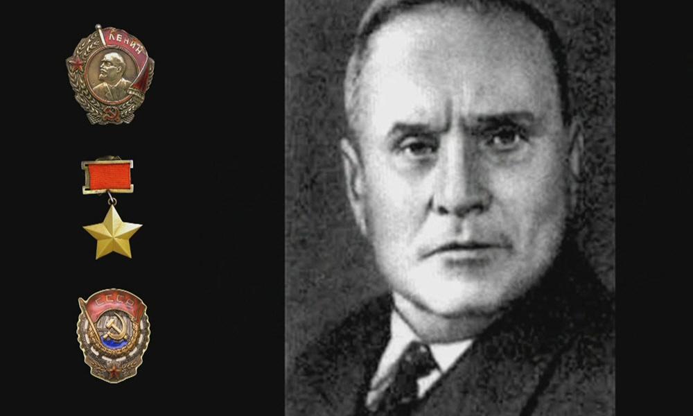 Герой Советского Союза Кирилл Орловский