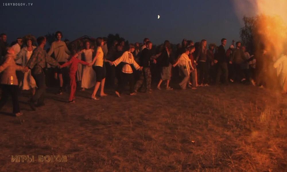 Здесь и Сейчас - День Бога Купалы в Омске от 11 июля 2011 года