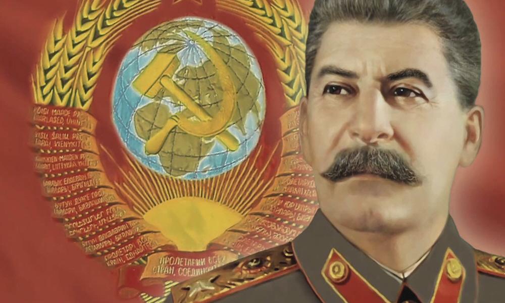 Советский Союз - Иосиф Сталин